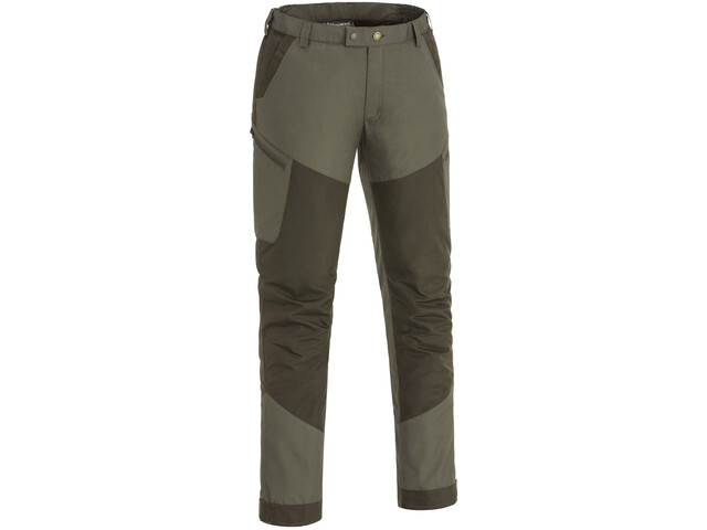 Pinewood Tiveden TC Pantalon Homme, dark olive/suede brown